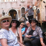 Yes, we rode in a gondola.
